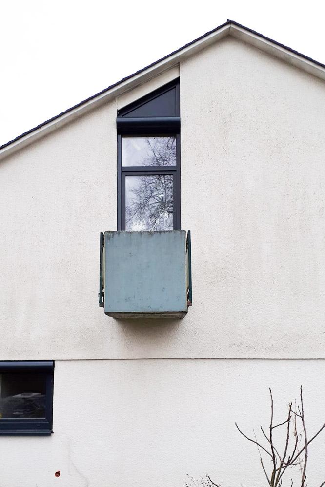 Kunststofffenster mit Aluminiumverkleidung