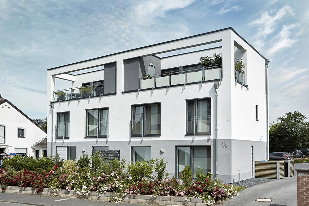 Neubau MFH Arenberg