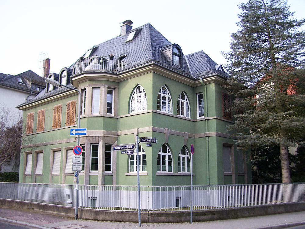 Stadtvilla Frankfurt