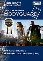 Bodyguard-Fenster