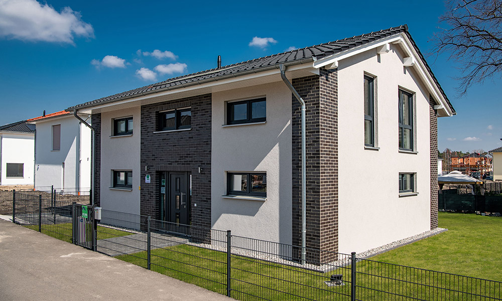 Neubau EFH Spandau
