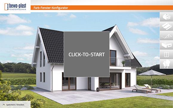 Fenster-Farbkonfigurator