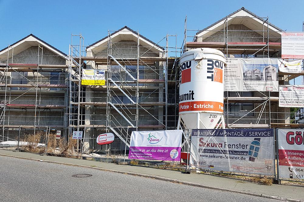 Neubau Inklusionshaus Mengerskirchen / OT Waldernbach