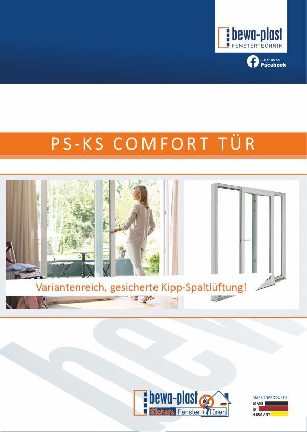 PS-KS Comfort Tür